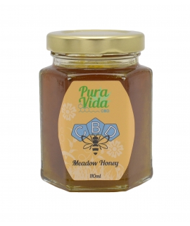 Pura Vida CBD Honey 110g