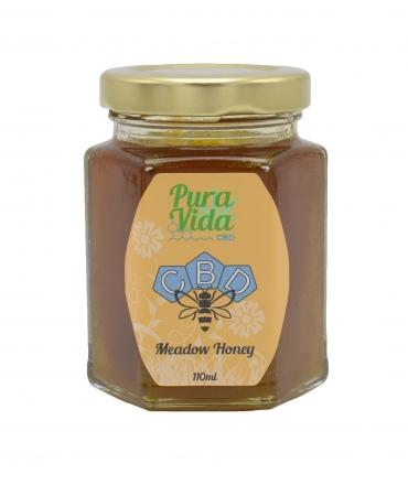 Pura Vida CBD Honey 110g