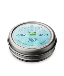 Pura Vida CBD Balm Vegan Friendly 2ml