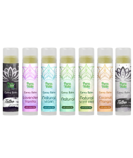 Canna Balm - All Flavours! 5ml Stick