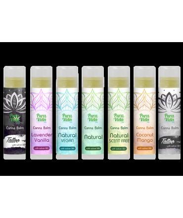 Canna Balm - All Flavours! 5ml Stick