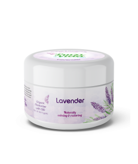 Lavender Regenerating Moisturiser