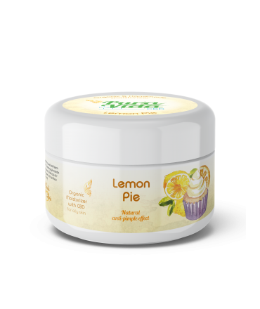 Lemon Pie Facial Moisturizer