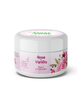 Vanilla Rose Cream Cleanser