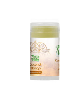 Pura Vida CBD Balm - Coconut & Mango 2ml