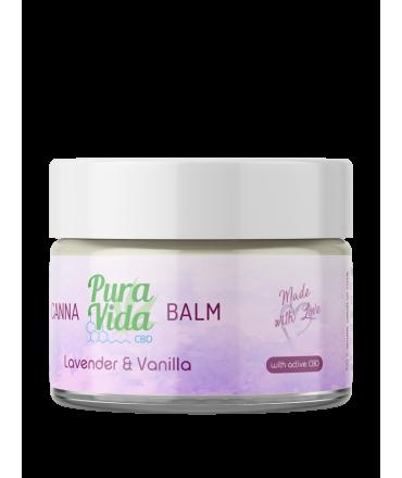 Canna Balm - Lavender & Vanilla