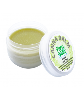 Canna Balm - Natural (Scent Free)