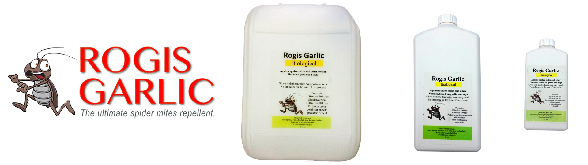 Rogis Garlic