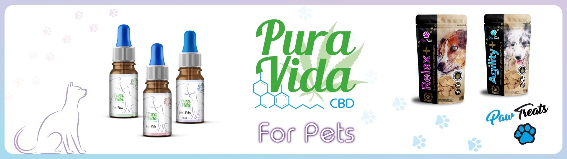 Pura Vida CBD For Pets